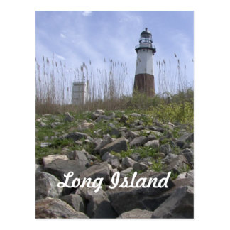 Cartão Postal Long Island - Montauk