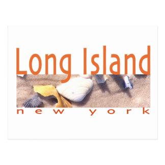 Cartão Postal Long Island NY