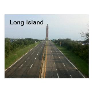 Cartão Postal Long Island - praia de Jones