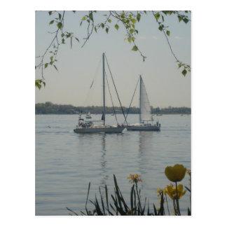 Cartão Postal Long Island Sound