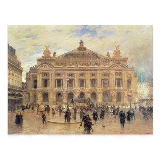 Cartão Postal L'Opera, Paris