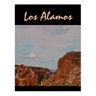 Cartão Postal Los Alamos