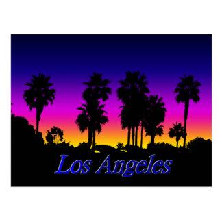 Cartão Postal Los Angeles