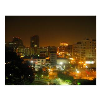 Cartão Postal Los Angeles do centro