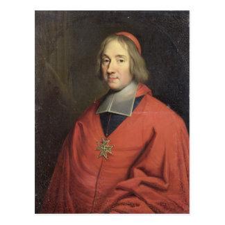 Cartão Postal Louis-Antoine de Noailles Arcebispo de Paris