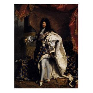 Cartão Postal Louis XIV