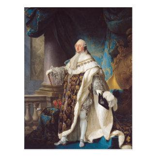 Cartão Postal Louis XVI