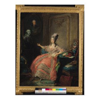 Cartão Postal Louise Marie Josephine do Savoy
