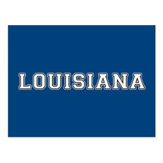 Cartão Postal Louisiana