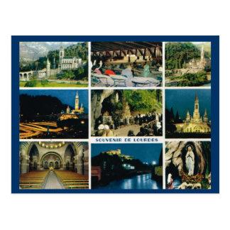 Cartão Postal Lourdes, Multiview