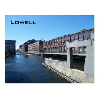 Cartão Postal Lowell