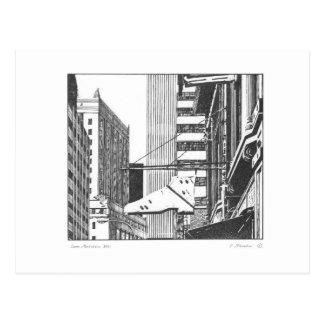 Cartão Postal Lower Manhattan NYC