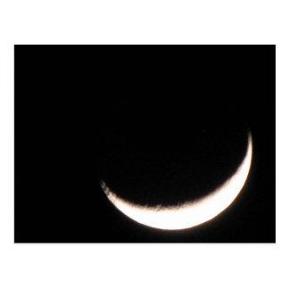 Cartão Postal lua de cheshire…