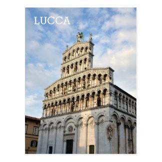 Cartão Postal Lucca, Italia
