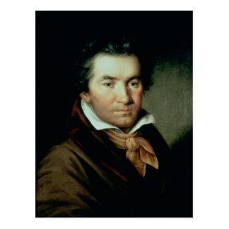Cartão Postal Ludwig van Beethoven