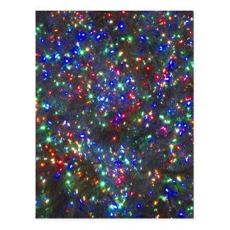 Cartão Postal Luzes de Natal, Portland, Oregon