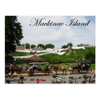 Cartão Postal Mackinac
