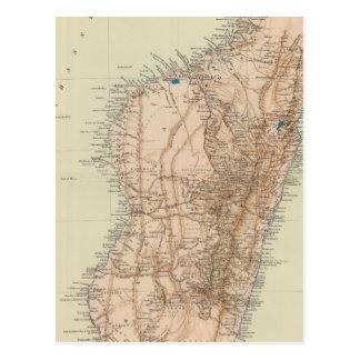 Cartão Postal Madagascar
