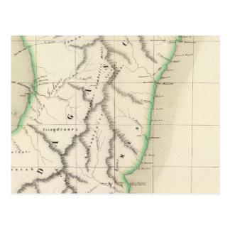 Cartão Postal Madagascar África 56