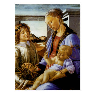 Cartão Postal Madonna do Eucaristia