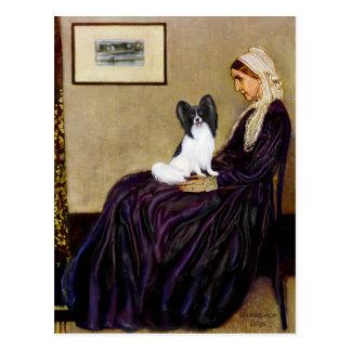 Cartão Postal Mãe dos assobiadores - Papillon 1