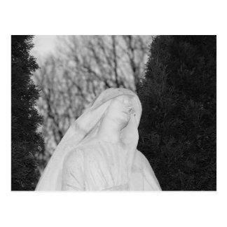 Cartão Postal Mãe Mary