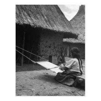 Cartão Postal Magdalenas, Chiapas, México