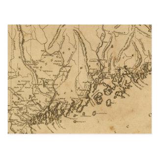 Cartão Postal Maine 7