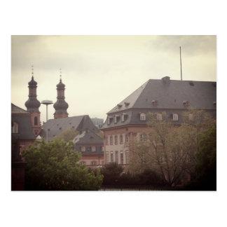 Cartão Postal Mainz