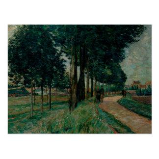 Cartão Postal Maisons-Alfort, 1898