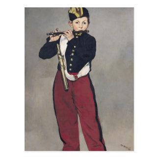 Cartão Postal Manet   o Fifer, 1866
