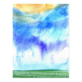 Cartão Postal Manhã 2 de Palouse