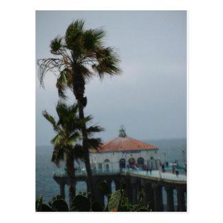Cartão Postal Manhattan Beach, Califórnia
