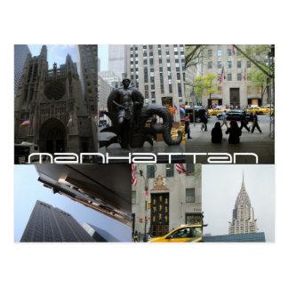 Cartão Postal Manhattan V