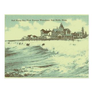 Cartão Postal Mar do Martha's Vineyard