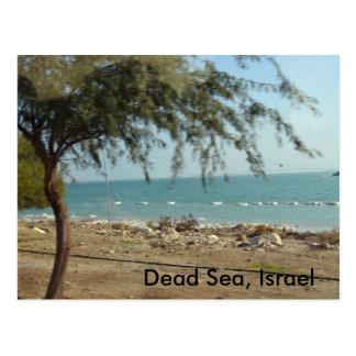 Cartão Postal Mar Morto, Israel