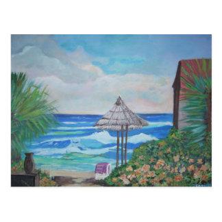 Cartão Postal Marbella, espanha