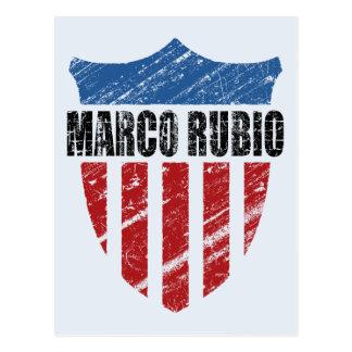 Cartão Postal Marco Rubio