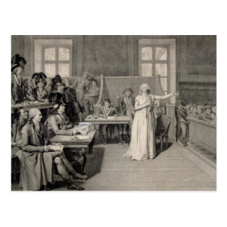 Cartão Postal Marie-Antoinette de Habsburgo-Lorena 2