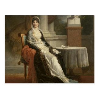 Cartão Postal Marie-Laetitia Ramolino 1803