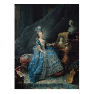 Cartão Postal Marie-Therese de Sabóia 1775