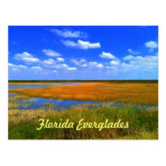 Cartão Postal Marismas de Florida