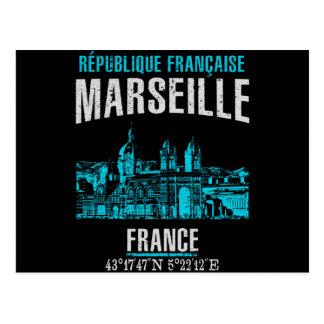 Cartão Postal Marselha