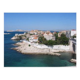 Cartão Postal Marselha France