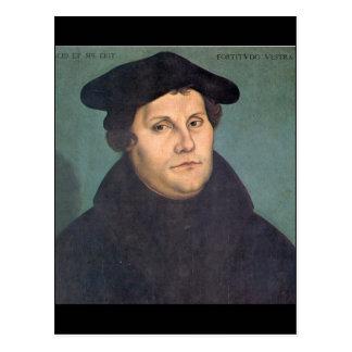 Cartão Postal Martin Luther