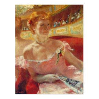 Cartão Postal Mary Cassatt