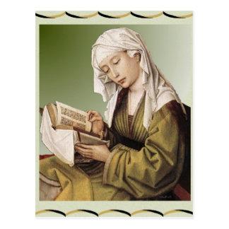 Cartão Postal Mary Magdalen