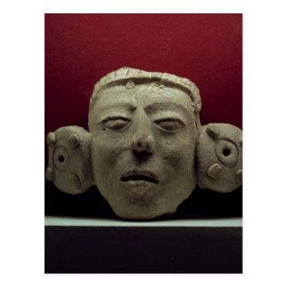 Cartão Postal Máscara, ANÚNCIO 500-900
