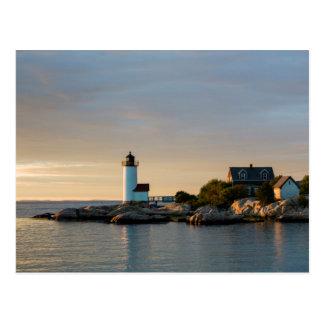 Cartão Postal Massachusetts, Gloucester, Annisquam, Annisquam