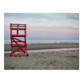 Cartão Postal Massachusetts, Gloucester, boa praia do porto